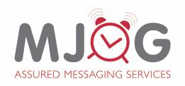 MJog Patient Messaging System